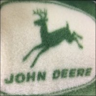 John Deere Licensed Fabric Merchandising