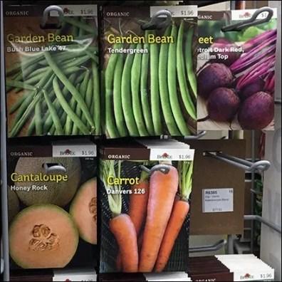 Burpee Organic Seed Loop Hook
