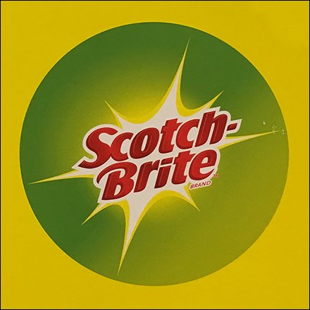 Scotch Bright Corrugated PowerWing PrePack
