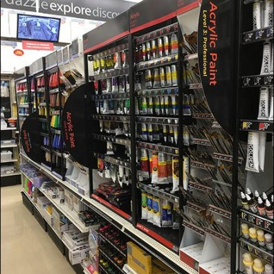Paint Category Definition by Aisle Invader