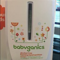 Babyganics Freestanding Sanitizer Display