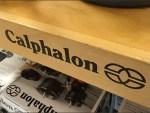 Calphalon Cookware Red Pedestal Bonus Logo