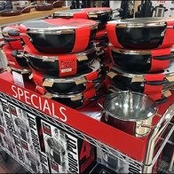Macys Cookware Cart Specials Goes Mobile