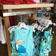 Gymboree Under-Shelf Bar Merchandiser Feature