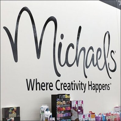 Michaels Stores Creative Branding Feature
