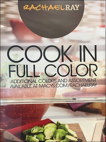 Rachael Ray Cookware In Full Color