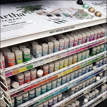 Spray Paint Presentation by Matha Stewart Square3
