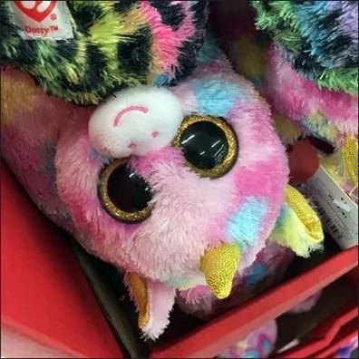 Ty Plush Toy Compartmented Bulk Bin