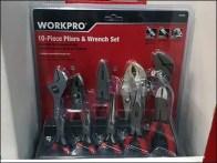 Workpro Tool Set Merchandising Is Base 10