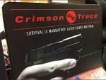 Quick Draw Crimson Trace Countertop Display