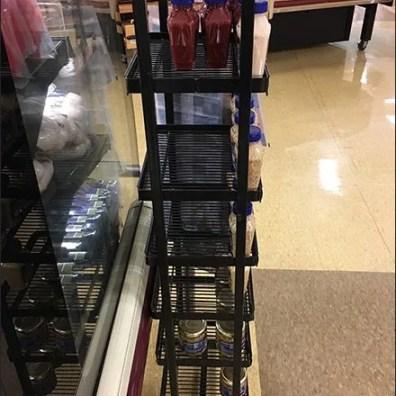 Dietz & Watson Condiments Rack 2