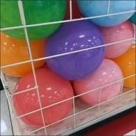 Playball Endcap Bulk Bin in Open Wire