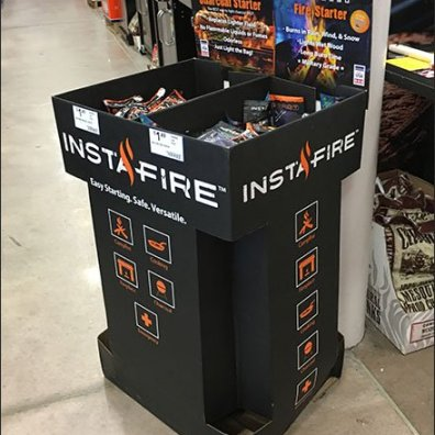 Instant Fire Cross Sell Among Grills