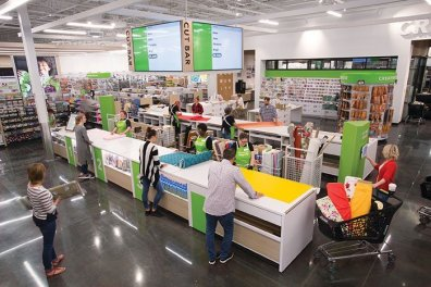 New Retail Format for JoAnns Stores