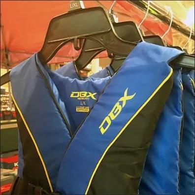 Life Jacket Hangrail Merchandising