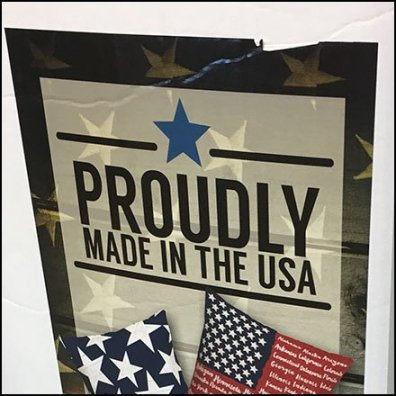 Proudly Made In The USA Said Proudly