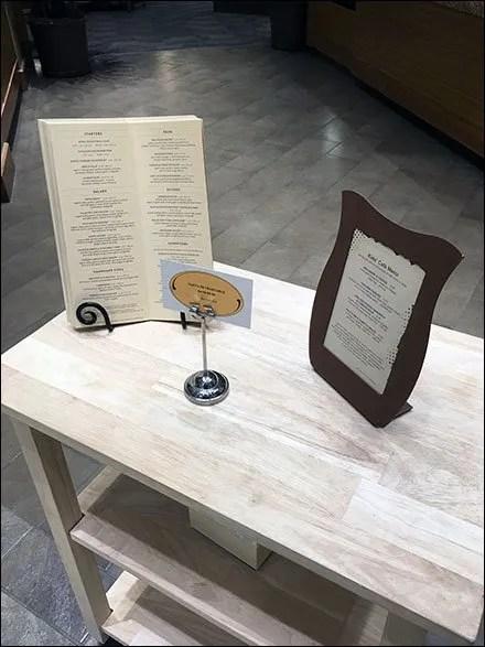 Nordstrom Marketplace Cafe Welcome