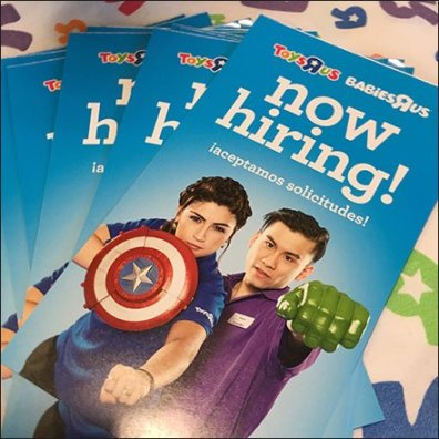 Now Hiring Superheros Invitation for Online