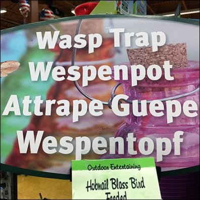 Planet-Friendly Wasp Trap Insect Control