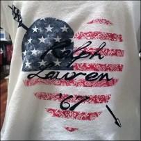 Polo Ralph Lauren Loves America 1967 Branding