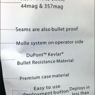 Pop Shield Bullet proof Shield Pop-Up Banners