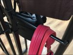 Thumbscrew Display Hooks For Conceal Carry Purses