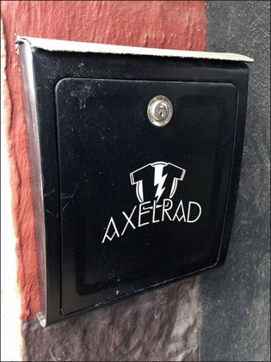 Axelrad Storefront Mailbox Branding
