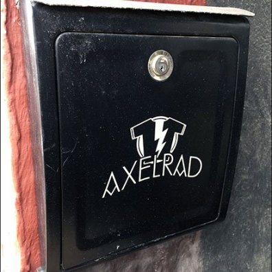 Axelrad Storefront Mailbox Branding