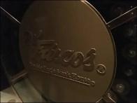 Del Frisco's Steak House Safe Door Branding