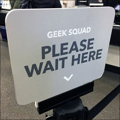 Geek Squad Queue Management