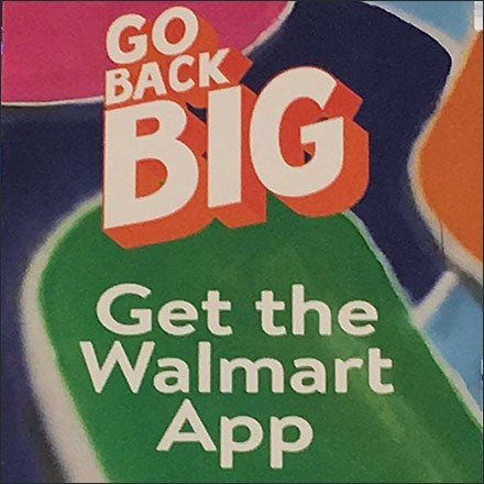 Go Back-To-School Big Mobile App Promo