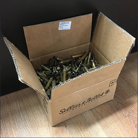 Brass Cartridge Recycling at the Gun Shop