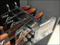 Compact Energizer Battery Scanning Loop Hook