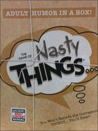 Nasty Things String-Tie Security Tether