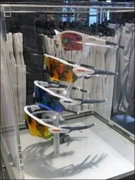 Oakley Sunglasses Crop-Top Museum Case Tower