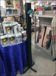 Powered Nightlight Merchandising Display