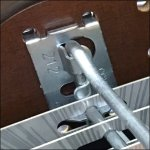 Private Label Battery Straight-Entry Hook