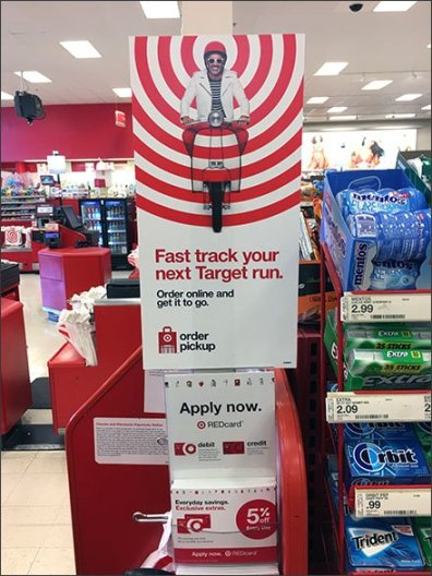 Order Online And Get It To Go at Target