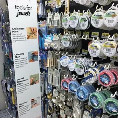 Tools for Jewels Gondola Sign Arm