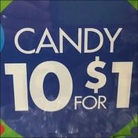 Waiting Line Candy Bowl Merchandiser