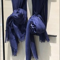 Chanel Scarf Bar Wall Display Merchandising