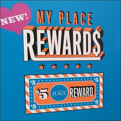 My Place Rewards Header Sign Promise