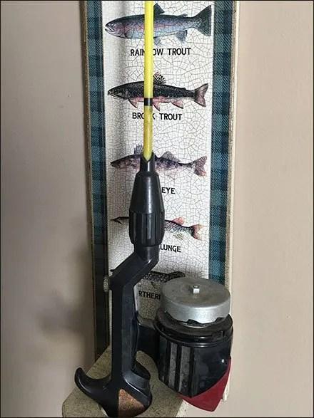 Fish Classifier Fishing Pole Holder 1