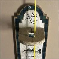Fish Classifier Fishing Pole Holder