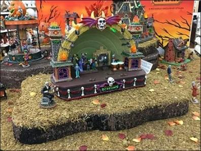 Symphony of Screams Halloween Bandshell Debut