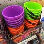 Halloween Trick-or-Treat Light Up Bucket