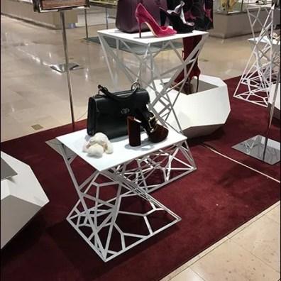 Neiman Marcus Structural Spiderweb Floor Table