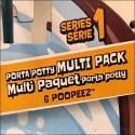PooPeez Porta Potty Sales By Pegboard Hook