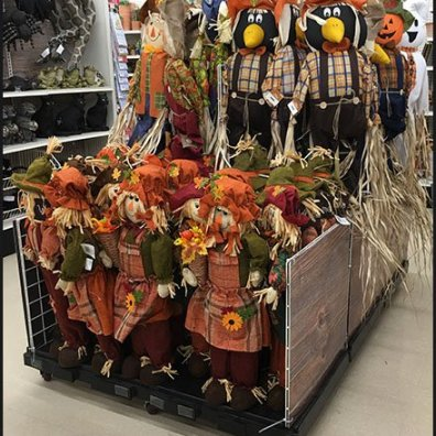 Scarecrow Massed Merchandising