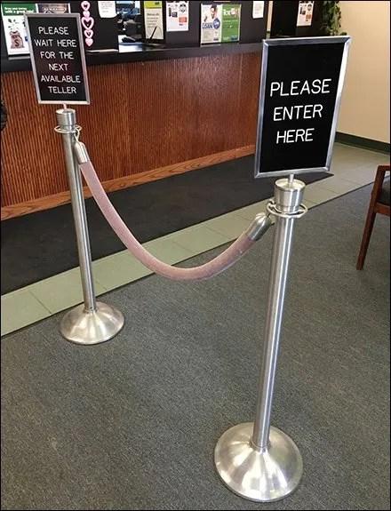 World's Shortest Wait Queue Management